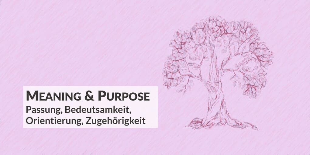Meaning & Purpose